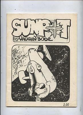 Sunpot vaughn bode  rare Underground comic Book softcover 1st ed Graphic Novel