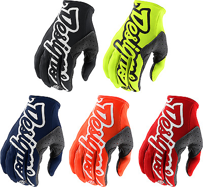 Gloves Clothing, Helmets & Protection 2019 Troy Lee Designs Air Prisma Gloves Motocross Dirtbike Offroad ATV Mens