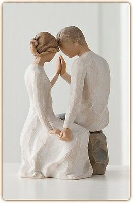 Willow Tree Around You Figurine by Susan Lordi 27182 Just the Nearness of You