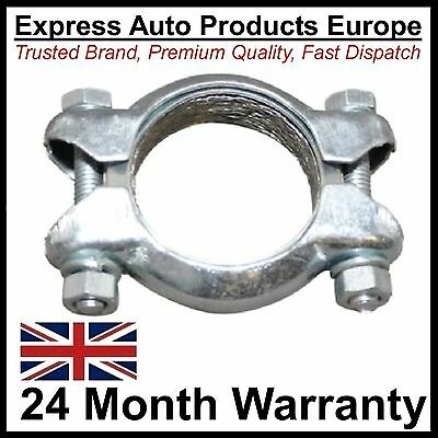 Exhaust clamp kit VW T2 Transporter Van 1.6 some tail pipe or Heat Exchanger