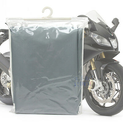 Large Size Waterproof Motorbike Motorcycle Scooter Bike Cover Dust Protector L