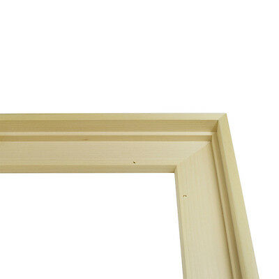 Jacksons Inlay Frame : Stepped Tulip Wood for Canvas : 40x50cm : Standard