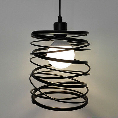 Round Sphere Cut Out Ceiling Pendant Light Shades Easy Fit Lampshade Lighting