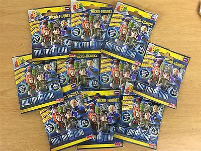 Character Building Doctor Who Series 1 Blind Bag [Contains 1 Random Figure] x10