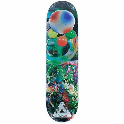 Palace Skateboards Lucien Spheres Pro Skateboard Deck 8.25 Free Grip + Delivery