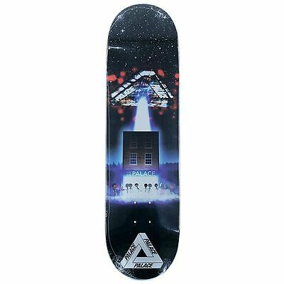 """Palace Skateboards Greggs Skateboard Deck Blue 8.25"""" New Free Grip + Delivery"""