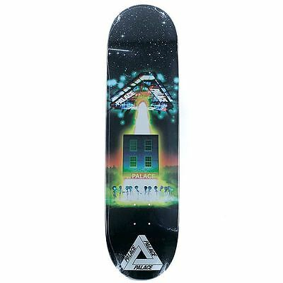 """Palace Skateboards Greggs Skateboard Deck Yellow 8.375"""" New Free Grip + Delivery"""