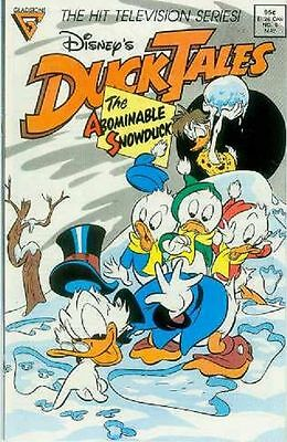 Duck Tales # 6 (Barks) (USA, 1989)