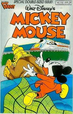 Mickey Mouse # 255 (68 pages) (USA, 1990)