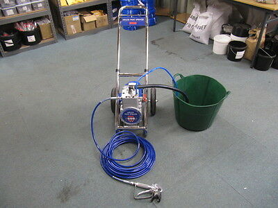 DF330 210 bar Airless Paint Sprayer with Hose and Airless Spray Gun