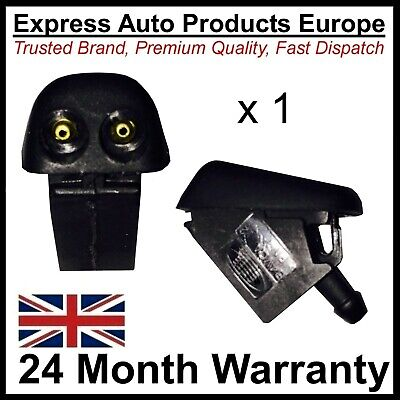 Windscreen Washer Jet Spray FORD Focus Mk2 2004 to 08 Fiesta Mk5 EACH
