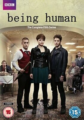 Being Human: Complete Series 5 DVD NEW