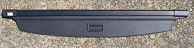 GENUINE VW TOURAN PARCEL SHELF LOAD COVER BLIND 2003-2010 BLACK ref:18