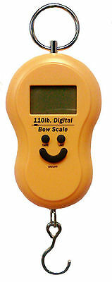 American Archery Products M110 Digital Bow Scale Hang Scale 110lb.