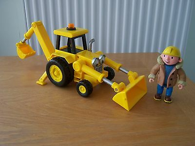 Bob The Builder Scoop The Digger (3 Bob Items Can Be Posted For 1 Postage Cost)