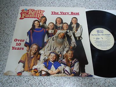 Lp The Kelly Family - The Very Best - Over 10 Years