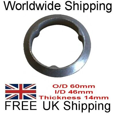VW AUDI SEAT KIA PORSCHE Exhaust Olive for 50mm Catalytic Converter