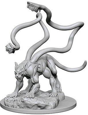 Displacer Beast - Dungeons & Dragons Pathfinder Primed Unpainted 25Mm Miniatures