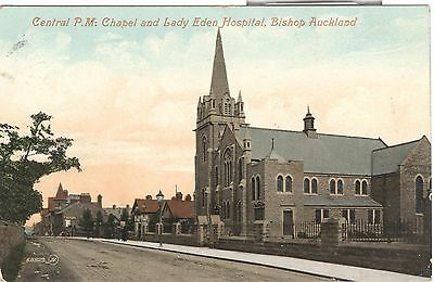 Central P.M. Chapel and Lady Eden Hospital, Bishop Auckland