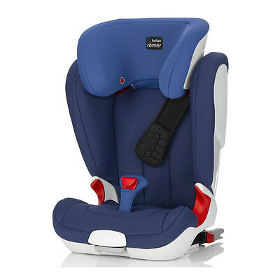 Car seat group group 2-3 KidFix II XP Ocean Blue Britax Römer