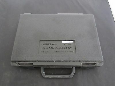 Snap On Tools Compression Tester Case / Storage Box - Pb128 Case
