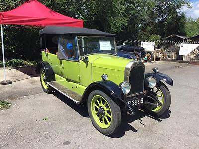 Stunning 1927 Swift Type P Classic Car *original Condition And Starts & Drives*