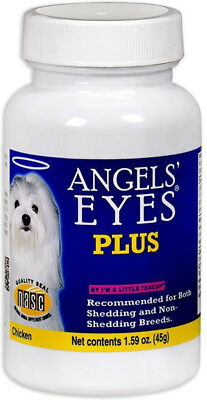 ANGELS' EYES PLUS - Natural Supplement for Dogs Chicken Flavor - 1.59 oz. (45 g)