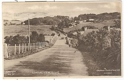 General View, Dulas, street scene, Anglesey