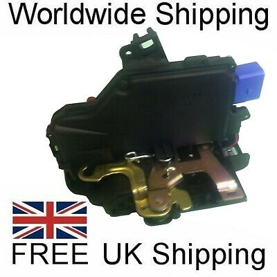 LHD door lock g5 (RIGHT Side) WITHOUT key function VW Golf Mk5