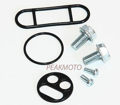 YAMAHA WR400F 98-00 K&L Shutoff Valve Fuel Petcock Repair Kit - Made In Japan