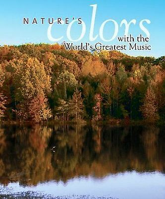 Nature's Colors With The World's Greatest Music (Blu-ray Disc, 2007)