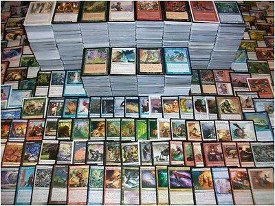 1000 x Bulk Magic the Gathering mtg Random Cards All Genuine Collection