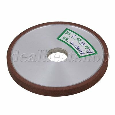 Diamond Disc Grinding Wheel 180 Grit 75% Concentration Cutter Grinder 100x8x20mm