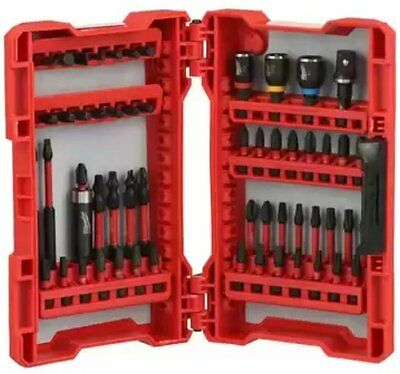 Milwaukee 48-32-4059 Shockwave 56 Piece Impact Duty Steel Driver Drill Bit Set