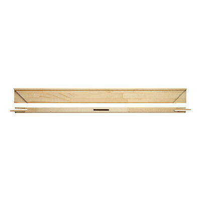 Jackson's : Museum Stretcher Bar Pair : 20x50mm : 60cm (24in Approx.) : With Hol