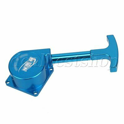 Blue RC Car R020 Aluminum Alloy Pull Starter for Nitro VX 18 Nitro Engine