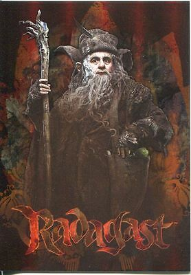 The Hobbit An Unexpected Journey Character Chase Card CB-19 Radagast