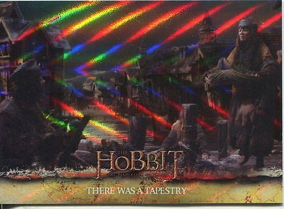 The Hobbit Desolation Of Smaug Parallel Foil Base Card #43