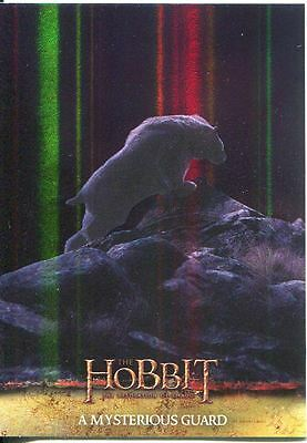The Hobbit Desolation Of Smaug Parallel Foil Base Card #3