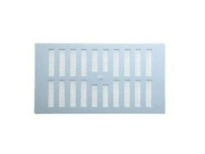 "11.25"" X 7.5"" White Hit And Miss Air Vent Grill Cover Ventilation Brick Grille"