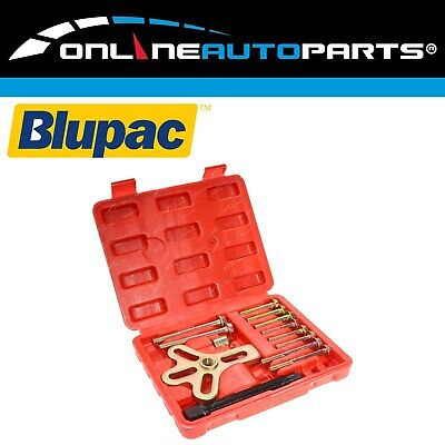 13pce Harmonic Balancer Puller Tool Set + Gear Pulley Steering Wheel Removal