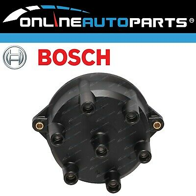 Bosch Distributor Cap Holden Commodore VL 6cyl 3.0L RB30E RB30ET 1986 to 1988