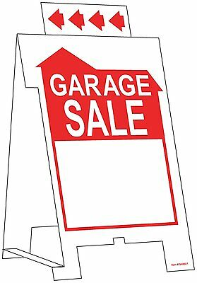 The Hillman Group 848601 Garage Sales Tent Sign