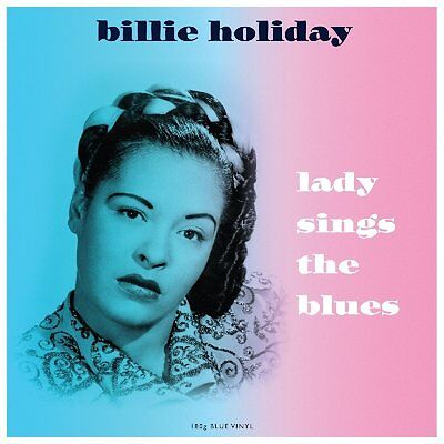 Billie Holiday - Lady Sings The Blues (180g Blue Vinyl LP) NEW/SEALED