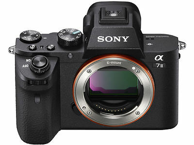 Sony Alpha a7 Mark II Full-frame Mirrorless Digital Camera Body ILCE-7M2 UU