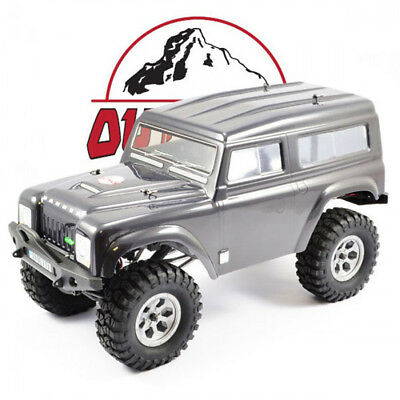 FTX Outback Ranger 4x4 1:10 Trail RTR Truck RC Car with Batt, Chgr, 2.4ghz Radio
