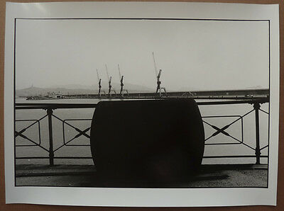 Photo Argentique Marseille Port Autonome Vers 1990
