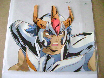 Saint Seiya Phoenix  Ikki Anime Production Cel 5