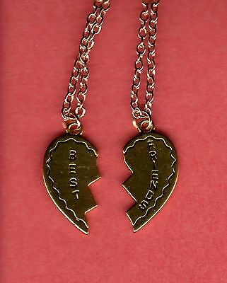 Twin Peaks Laura & Bobby Best Friends Locket