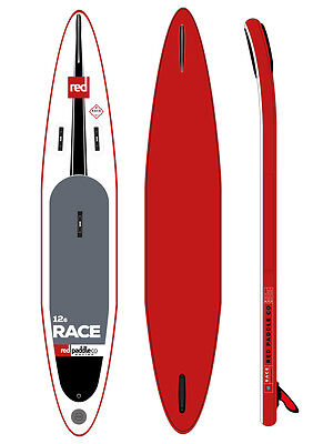 Red Paddle Race iSUP 2017 Größe: 12'6""